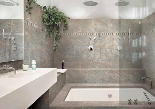 Beautiful in Room Pool Bathroom