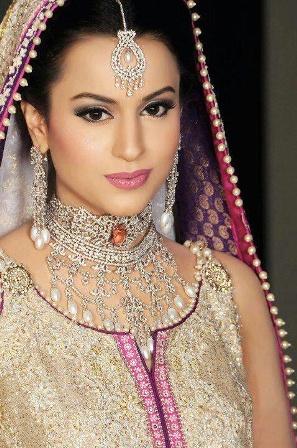 Light Rosy Makeup Look