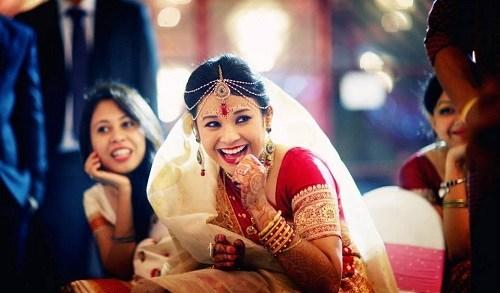 North Eastern Inspired Bridal Look