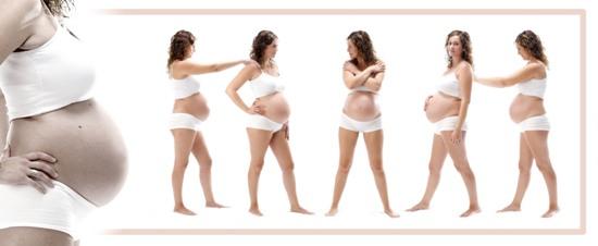 34 Weeks of Pregnancy