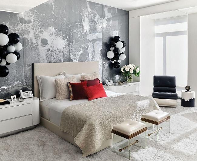 Ultra Modern Bedroom Interior Design