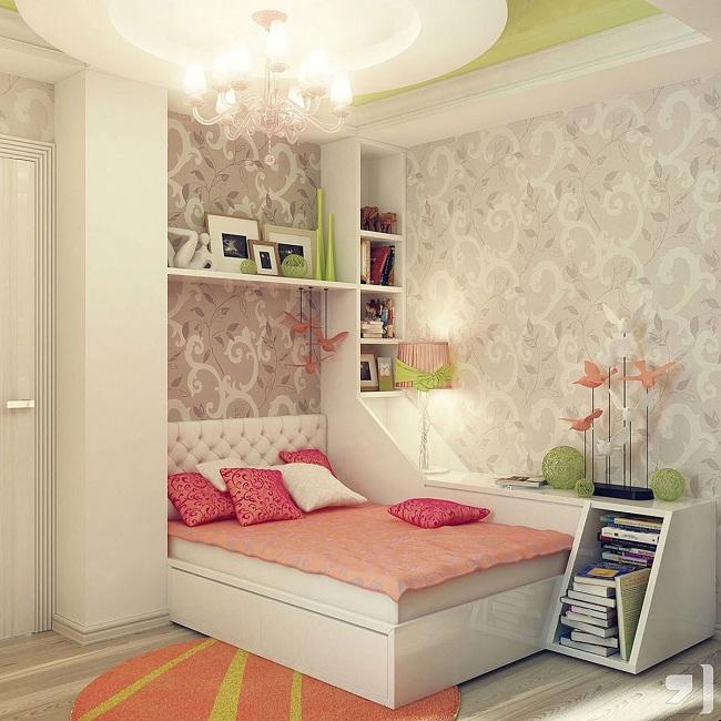 10x10 Bedroom Interior Design