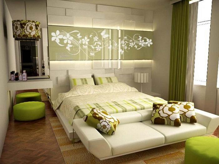 New Age Bedroom Interior Design