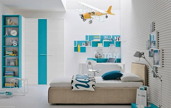 Interior Design For Boy Bedroom