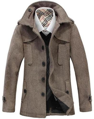 Woolen blazers