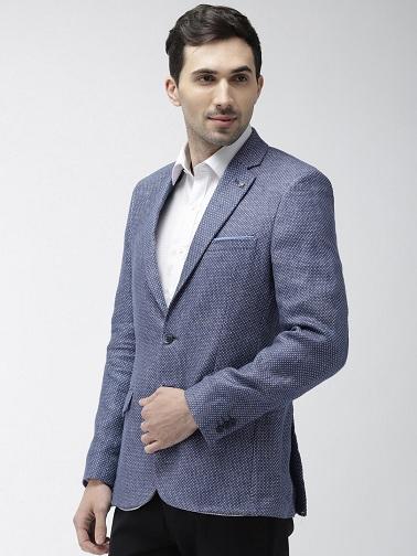 Men's Sports Linen Blazer