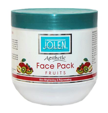 Jolen Aesthetic Fruit Face Pack
