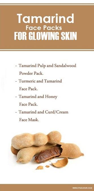 tamarind face packs