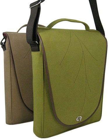 Leaf Design Laptop Bag