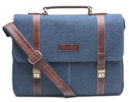 Denim Laptop Bag