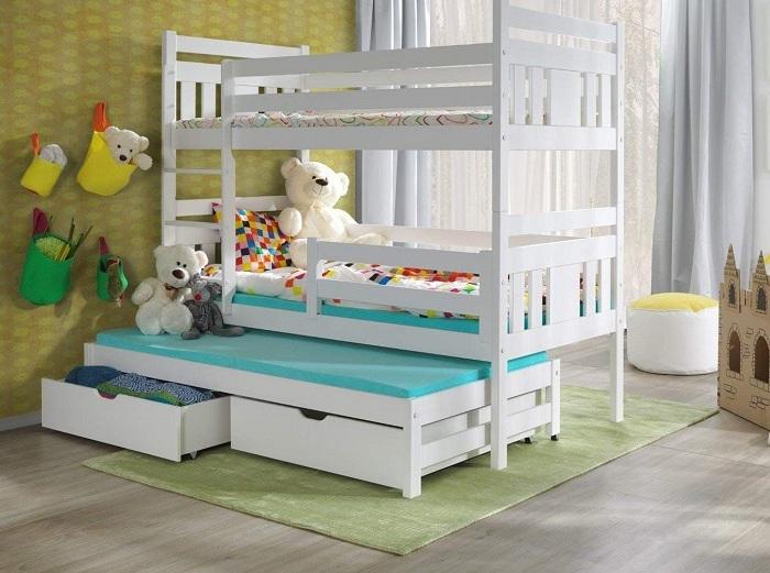 Triple Bed Design