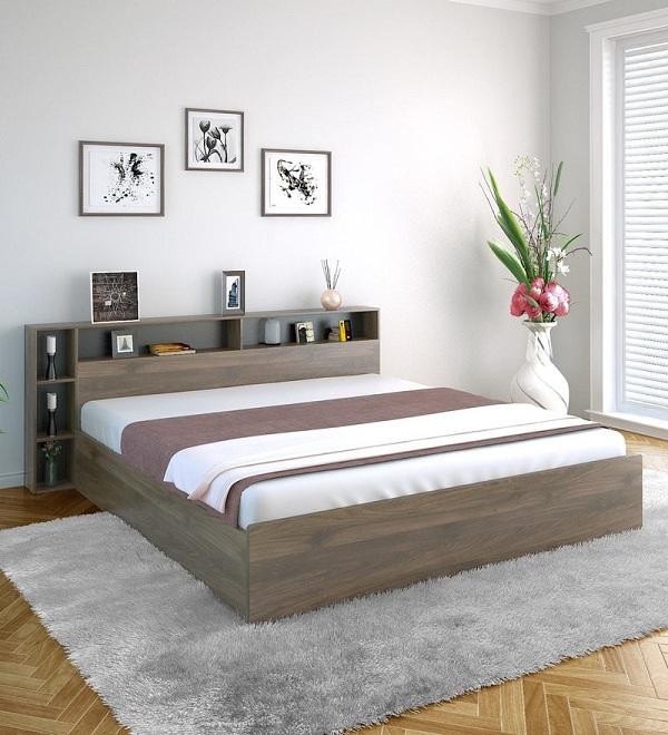 Storage Bed Design