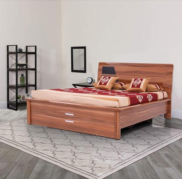 Hydraulic Bed Design
