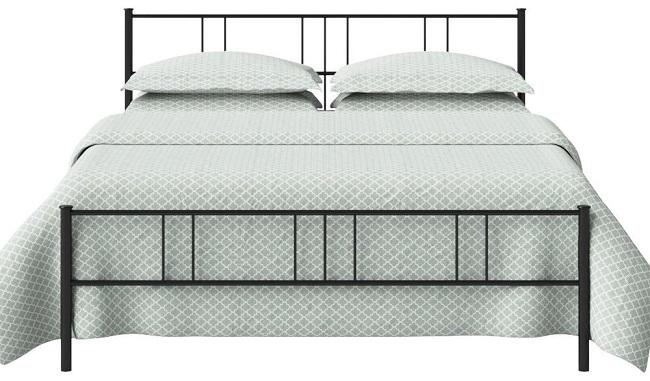 Iron Bed Design