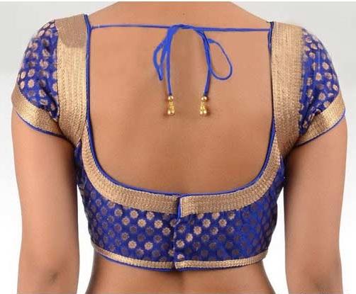 Blouse Back Neck Designs17