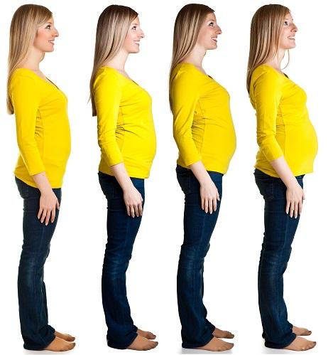 4th month pregnancy diet