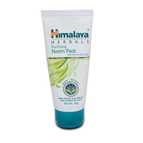 Himayala Herbals Purifying Neem Face Pack