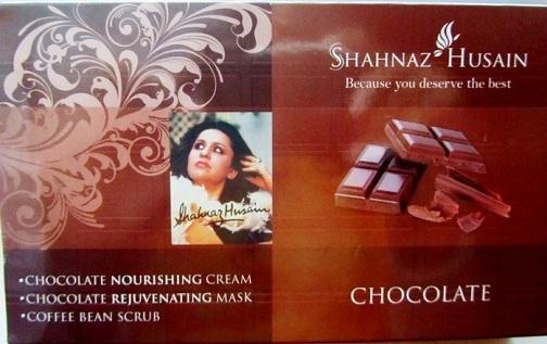 Shahnaz Hussain Chocolate Facial Kit