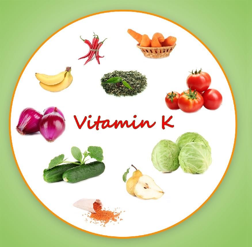 Vitamin K for Dark Circles
