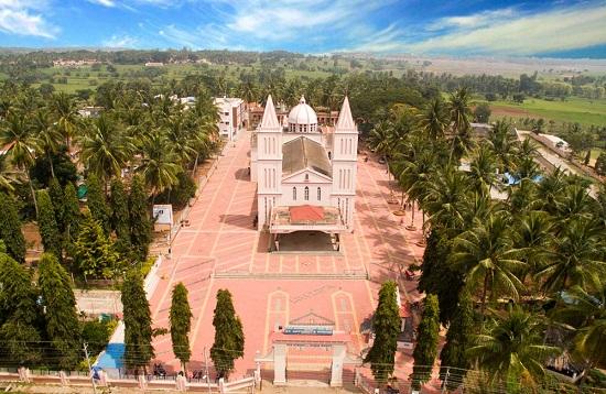 St. Anthony's Church and Shrine, Dornahalli