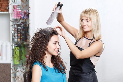 Homemade Tips For Long Hair - protection spray