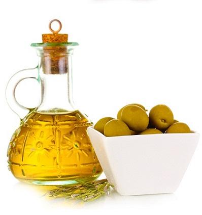 olive oil for long hair