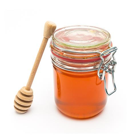 Honey for long hair