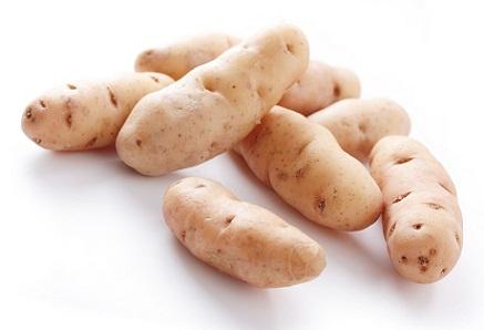 potato for hair