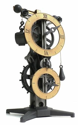 Da Vinci Clock