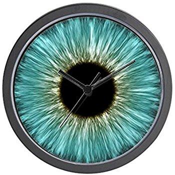 Weird Eye Wall Clock