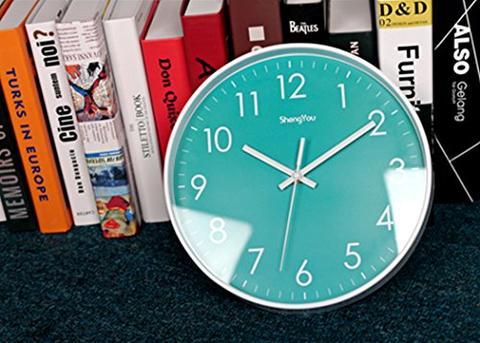 Modern Simple Wall Clock