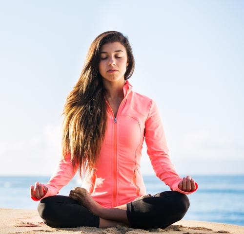 Kapalbhati Pranayama Yoga Pose With More Benefits