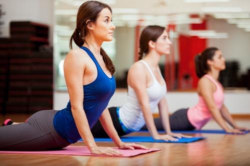 Cobra Pose - Bhujangasana Yoga for Lose Weight