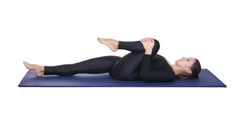Pavanamuktasana Yoga Pose with Benefits (Wind Removing Asana)