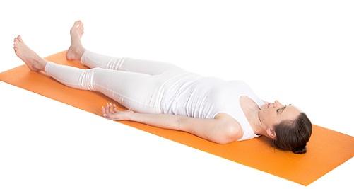 Shavasana for Mind Health (Corpse Pose)