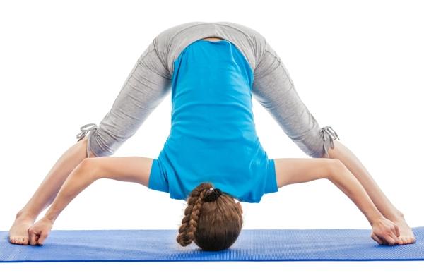 Prasarita Padottanasana with Effective Uses(Wide-Legged Forward Bend)