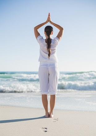 Full Body Yoga Tadasana - The Mountain Pose