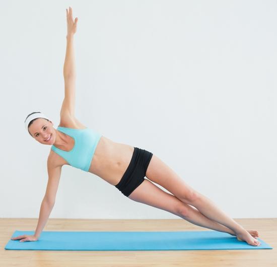 How to Do Vasisthasana in Yoga - (Side Plank Pose)