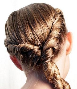 Easy Twist Braid