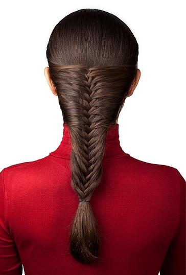 A Simple French Braid