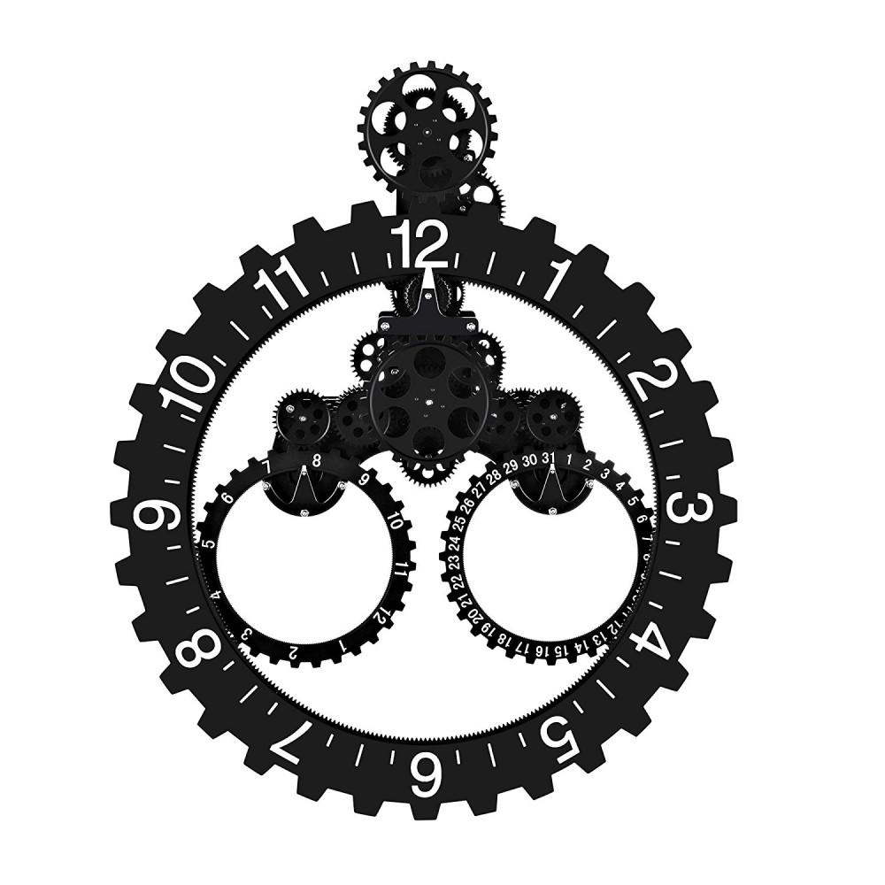 Best 3D Moving Gear Wall Clock