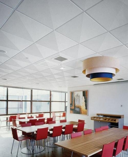 Fiber Ceiling Design