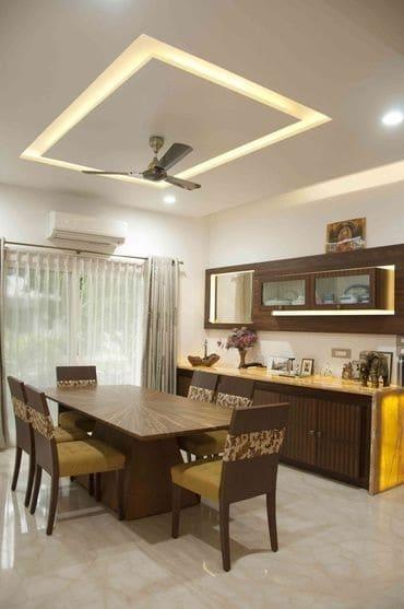 Dining Room Ceiling Design