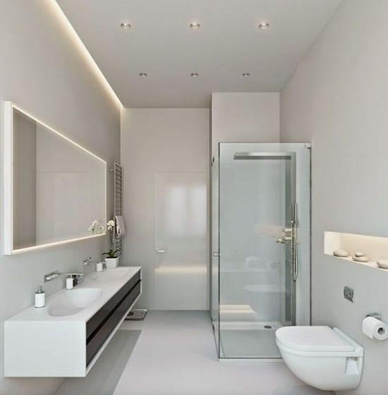 Bathroom Ceiling Design
