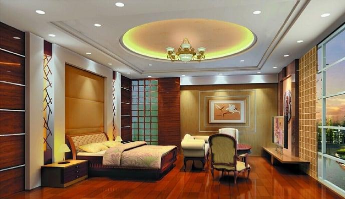Round False Ceiling Design