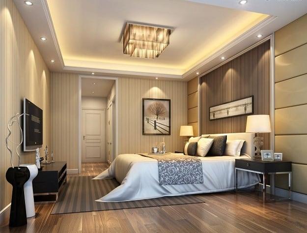 Square Ceiling Design