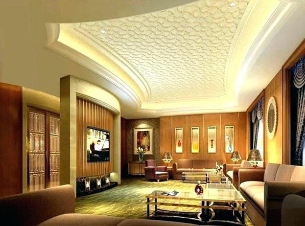 TV Room Ceiling Design