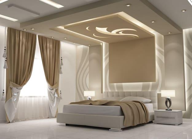 Bed Ceiling Design
