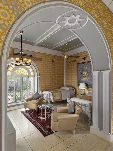 Arch Ceiling Design