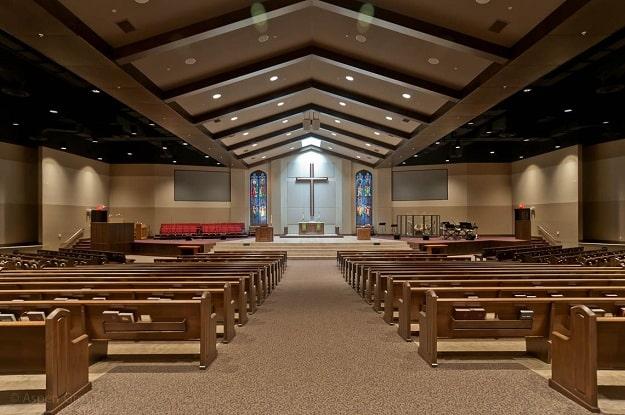 Church Ceiling Designs